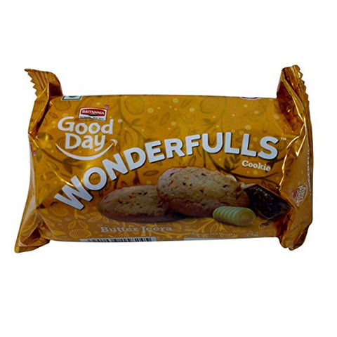 GOOD DAY WONDERFULLS COOKIE BUTTER JEERA 75GM MRP RS15