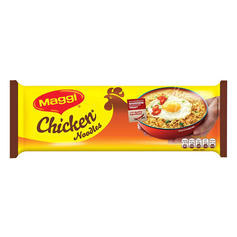 MAGGI CHICKEN NOODLES 284GM MRP RS55