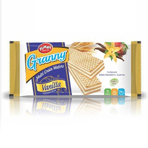 GRANNY MULTI GRAIN WAFER VANILLA MRP RS65