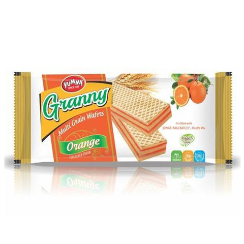 GRANNY MULTI GRAIN WAFERS ORANGE MRP RS65