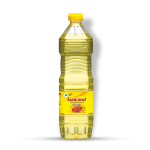 SUNLAND SUNFLOWER OIL 1LTR BOT MRP RS110