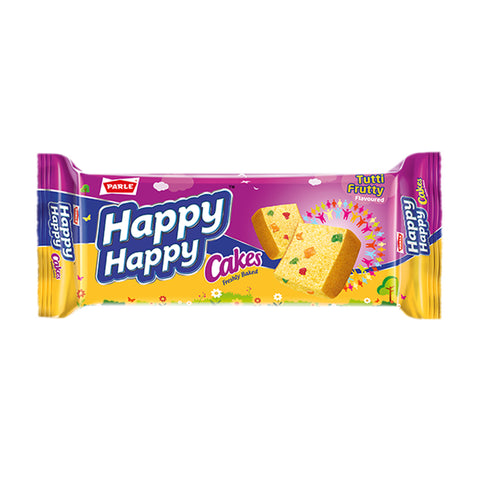 HAPPY HAPPY TUTTI FRUTTY CAKE MRP RS10