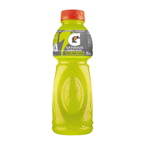 TROPICANA GATORADE LEMON 500ML