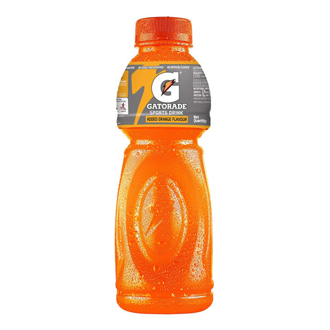 TROPICANA GATORADE ORANGE 500ML