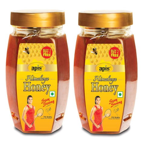 HIMALAYA HONEY 500GM BUY ONE GET ONE MRP RS220