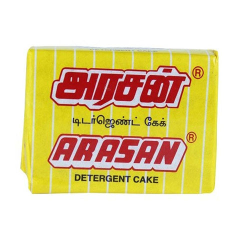 ARASAN YELLOW DETERGENT SOAP MRP RS10.50