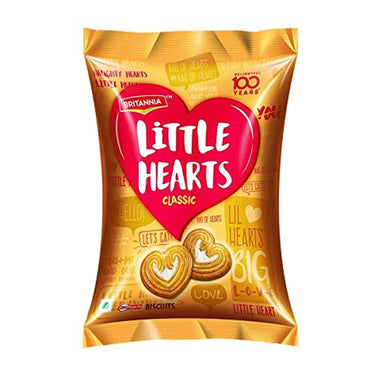 LITTLE HEARTS BISCUITS MRP RS5