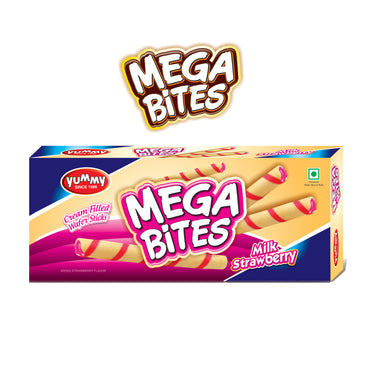 MEGA BITES STRAWBERRY MRP RS30