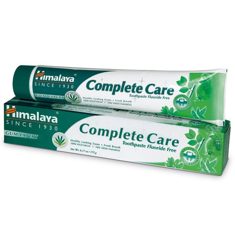HIMALAYA COMPLETE CARE TOOTH PASTE 150GM MRP RS76