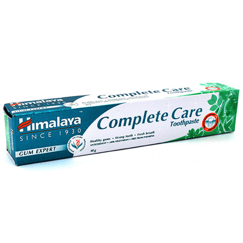 HIMALAYA COMPLETE CARE TOOTH PASTE 40G MRP RS20