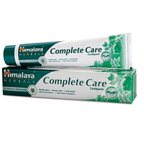 HIMALAYA COMPLETE CARE TOOTH PASTE 80G MRP RS48