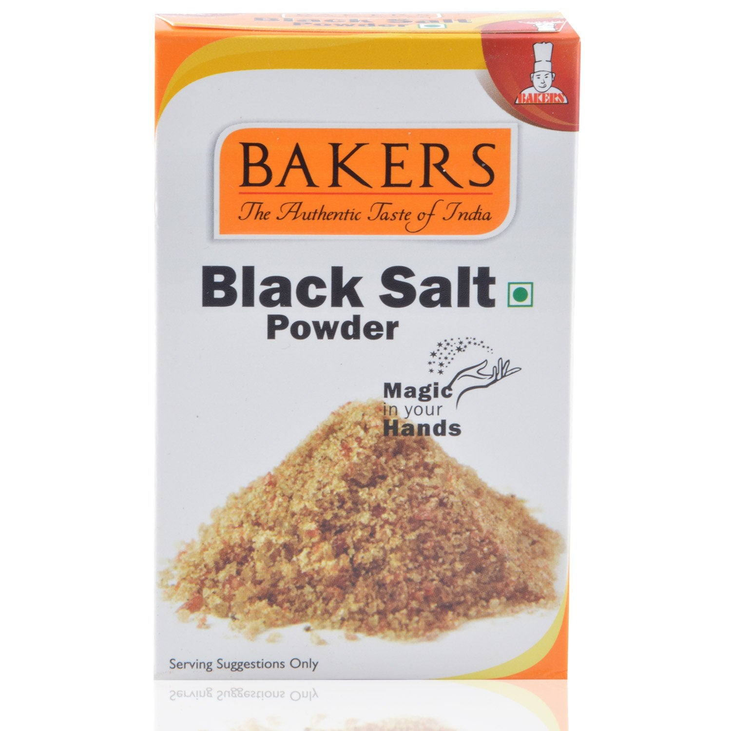 BAKERS BLACK SALT POWDER