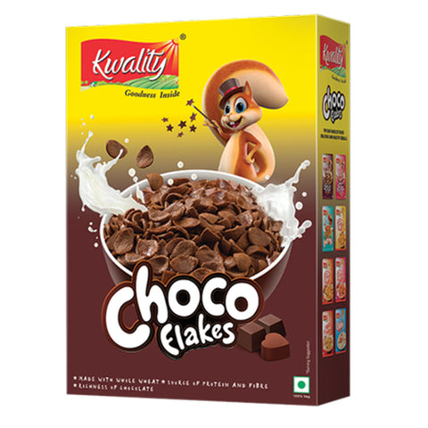 KWALITY CHOCOS FLAKES BUY1 GET1 MRP RS198