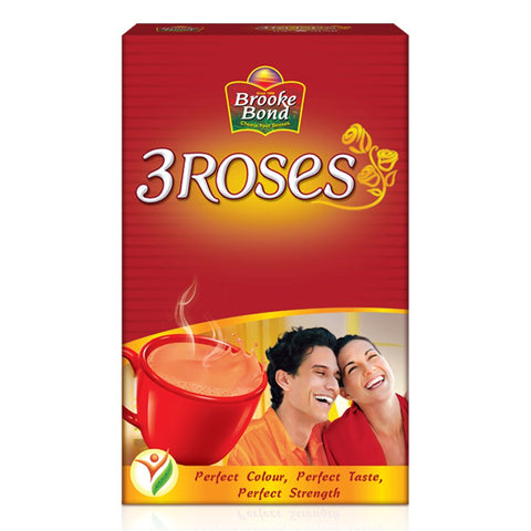 THREE ROSES TEA 500GM