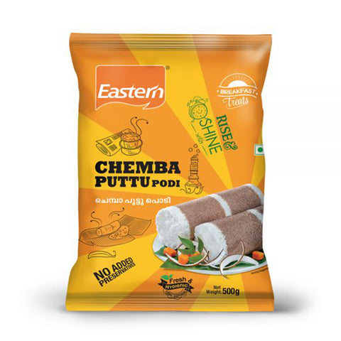 EASTERN CHEMBA PUTTU PODI 500GM MRP RS54