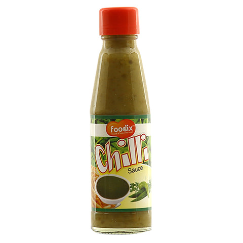 FOODIX CHILLI SAUCE 200ML MRP RS40