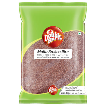 DOUBLE HORSE MATTA BROKEN RICE 1KG