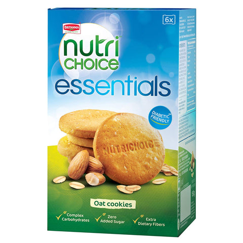 BRITANNIA ESSENTIALS NUTRI CHOICE MRP RS60