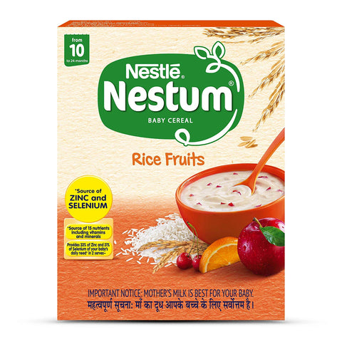 NESTUM RICE FRUIT STAGE 3