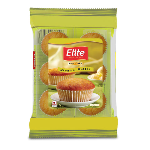 ELITE DREAMS BUTTER CUP CAKE 100GM