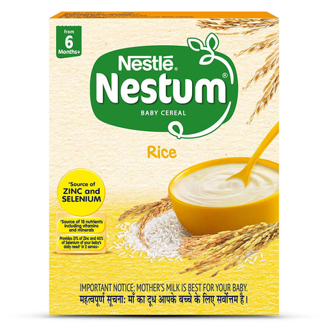 NESTUM RICE STAGE 1 MRP RS125