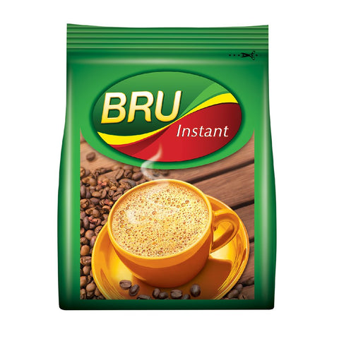 BRU INSTANT PACK 50GM MRP RS85