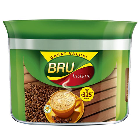 BRU INSTANT NEW 200GM MRP RS345