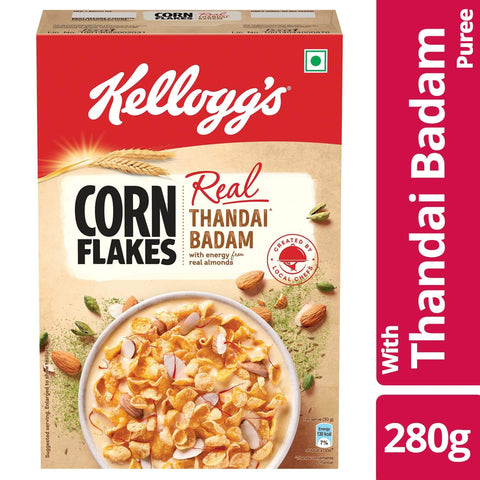 KELLOGGS REAL THANDAI BADAM 280GM