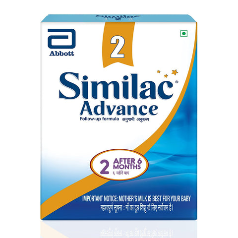 SIMILAC ADVANCE 2 MRP RS.525