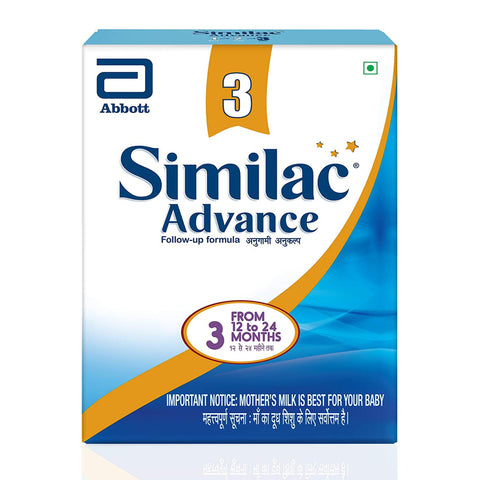 SIMILAC ADVANCE STAGE3