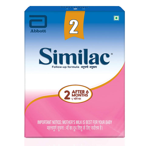 SIMILAC STAGE2 400GM PKT