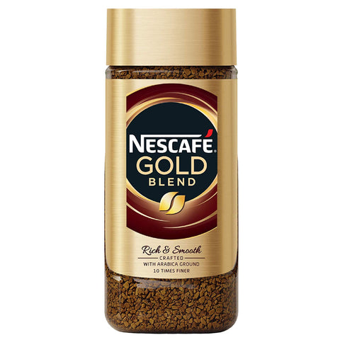 NESCAFE GOLD BLEND COFFEE 100GM