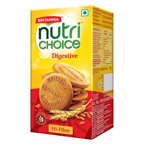 BRITANNIA NUTRI CHOICE BISCUITS MRP-RS50