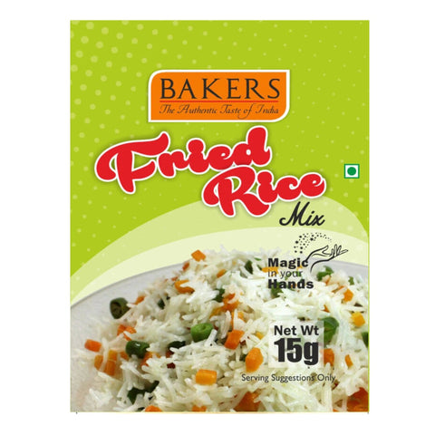 BAKERS FRIED RICE MIX 30G