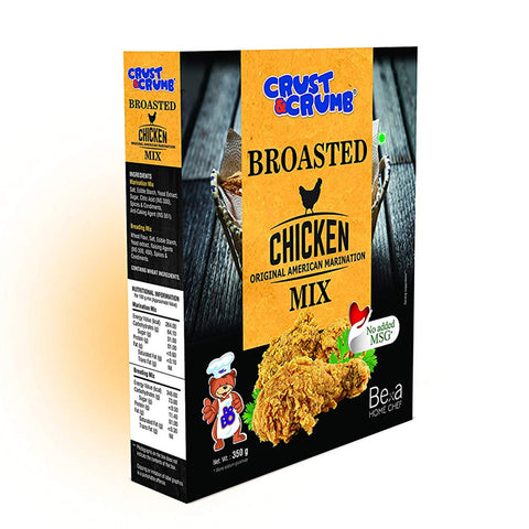 CRUST&CRUMB BROASTED CHICKEN MIX