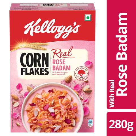 KELLOGGS ROSE BADAM 280GM