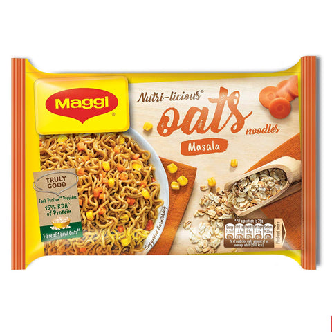 MAGGI NUTRI LICIOUS OATS NOODLES 75G