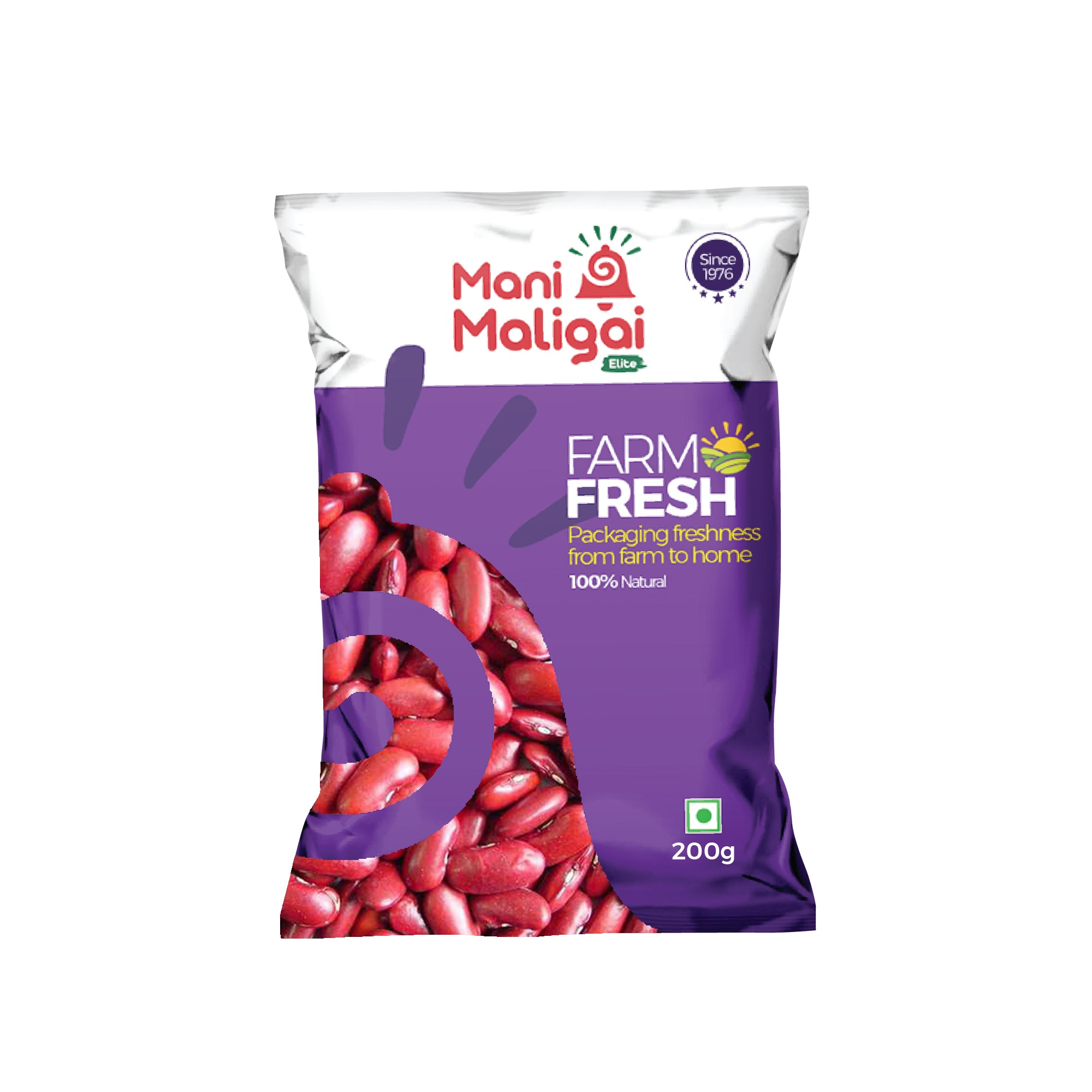 MM RAJMA BEANS 200GM
