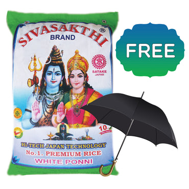 RICE SIVASAKTHI RAJABOGAM RICE 25KG BAG