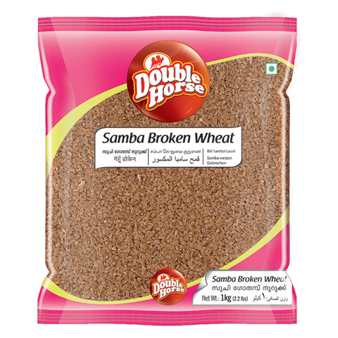 DOUBLE HORSE SAMBA BROKEN WHEAT MRP RS104