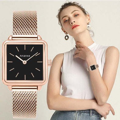 Classy Square Watch