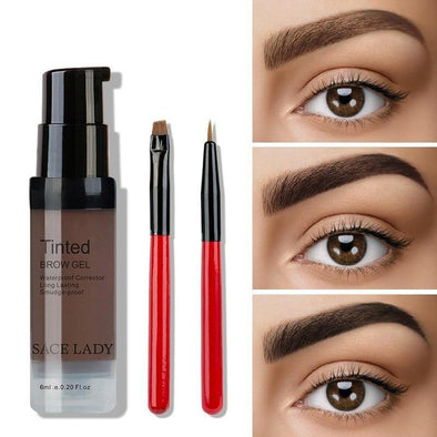 Waterproof Eyebrow Gel