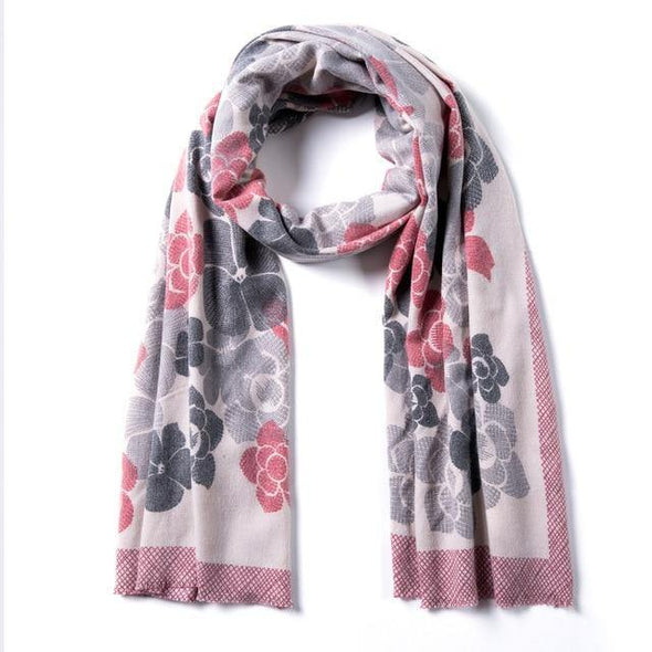 3 Styles Cashmere Scarf