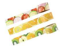 Paperable - Fruit/Vegetable Masking Tape (25mm)