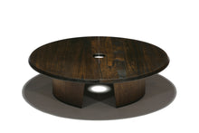 NODATE chabu folding table with hole