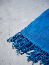 Mills Indigo Shawl - Double -Shade1
