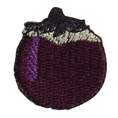 Embroidery patch ''Eggplant''