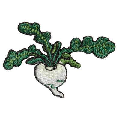 Embroidery patch ''Turnip''