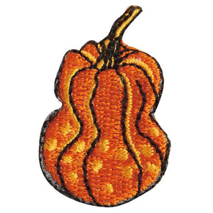 Embroidery patch ''Pumpkin''