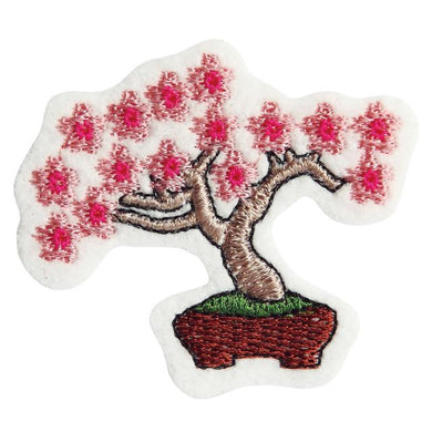 Embroidery patch ''Cherry blossom''